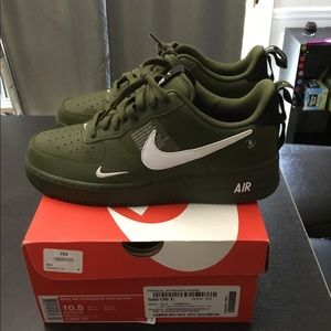 Nike Air Force 1 Low '07 sz- 9